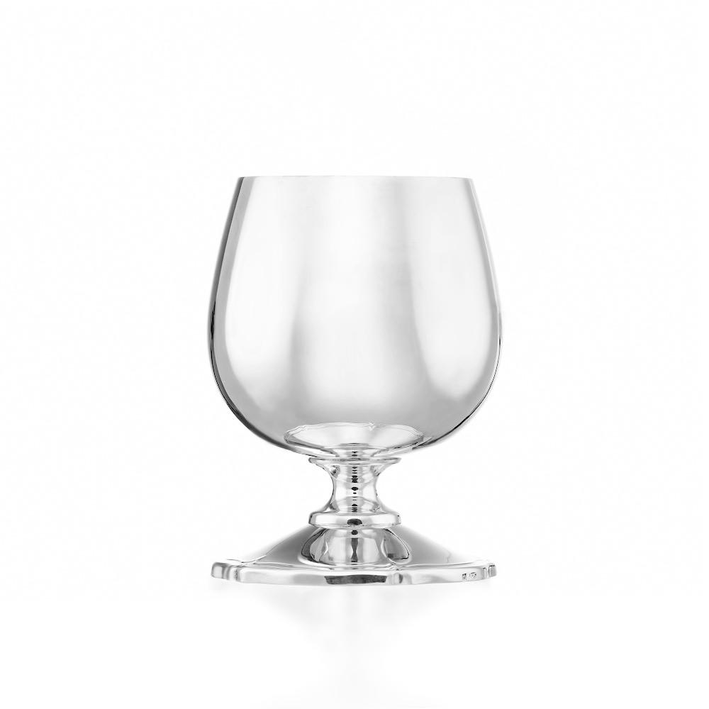 Серебряный бокал для коньяка • Juveel